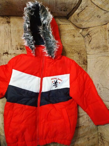 Куртка демисезонная 110 размера