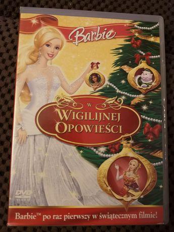 DVD Barbie w opowieści wigilijnej