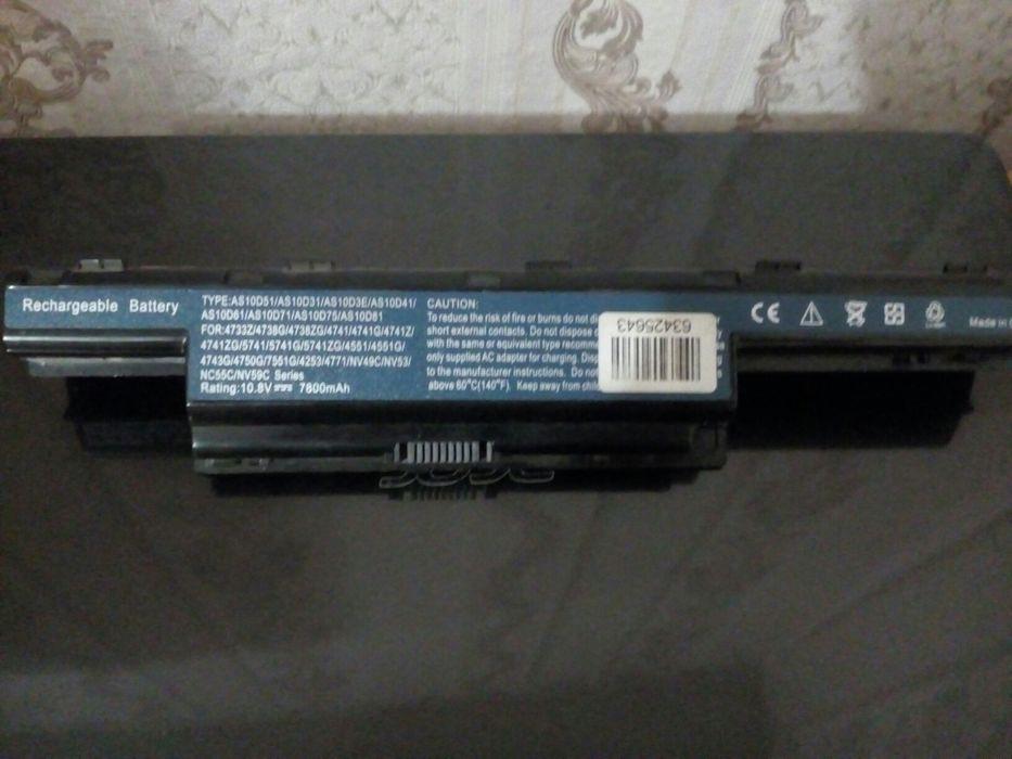 Батарея для ноутбука Acer Приморск - изображение 1