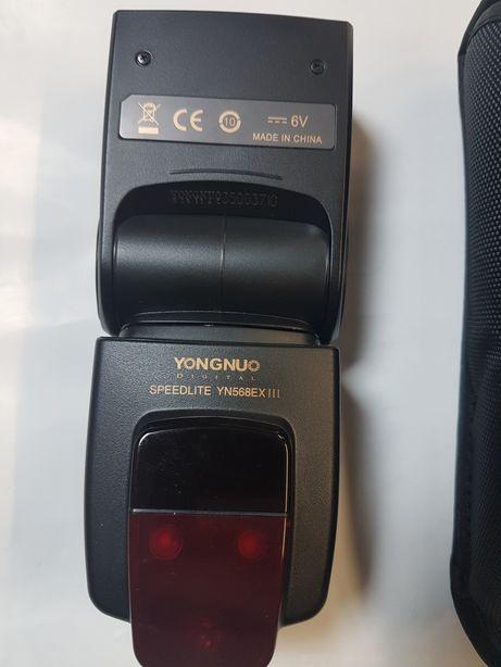 Lampa błyskowa Yongnuo YN568EX III