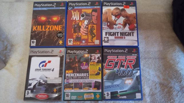 Ps2 PlayStation gry