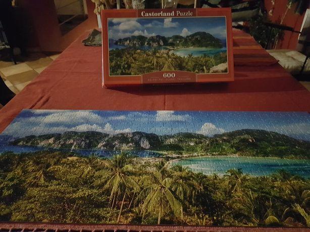 Puzzle 600 castorland