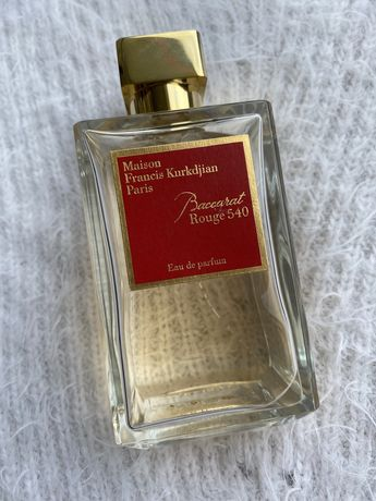 Оригинал парфюм Maison Francis Kurkdjian Baccarat Rouge 540 edp 200мл