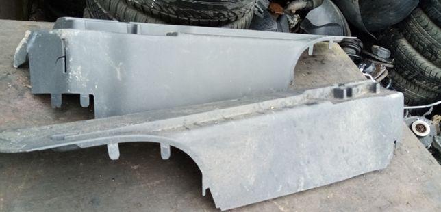 Plastiki bagażnika Dacia Logan MCV