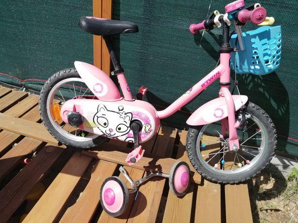 Rowerek 12 cali  dla dziewczynki sprawny