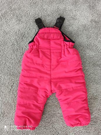 Spodnie narciarskie dla dziewczynki Zara Baby