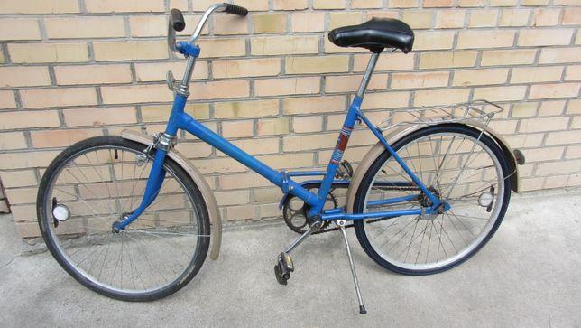 """продам велосипед складной """"Салют"""" подростково-взрослый"""