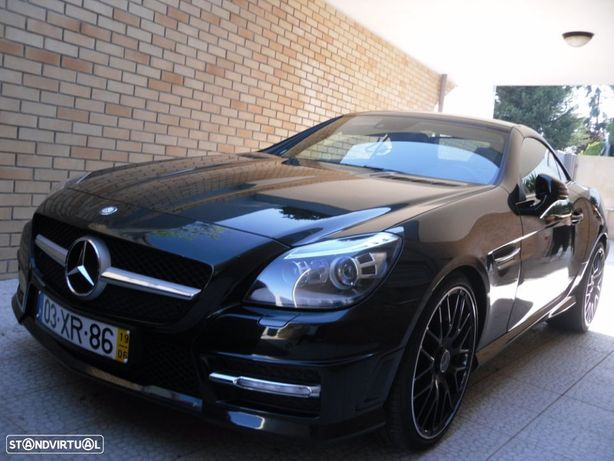 Mercedes-Benz SLK 250 CDi BE Aut. 132g
