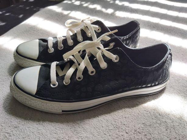 Converse czarne 40