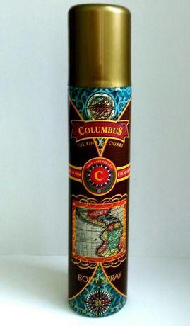 Дезодорант Columbus от Beautimatic 75ml, Великобритания. Раритет.