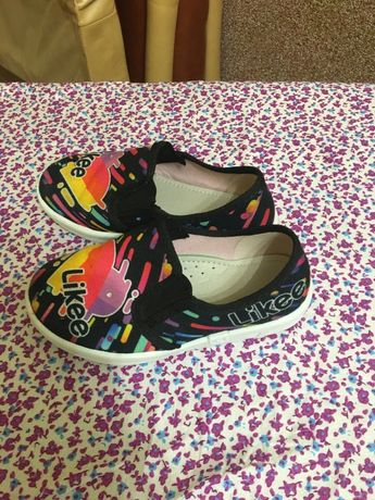 Взуття в садочок 17см