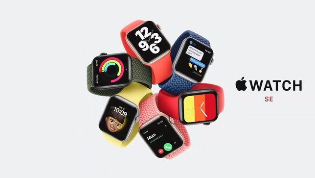 Apple watch SE 40/44 NEW ЦІНУ ЗНИЖЕНО