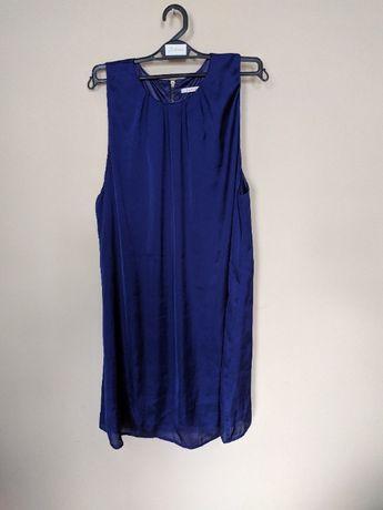 Sukienka granatowa Cameiu XL / XXL 42 44