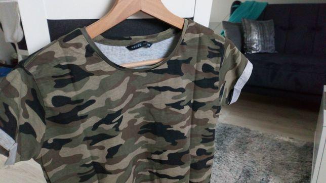 Bluzka damska t-shirt house xs 34 moro
