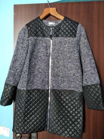 Курточка - пальто размер м