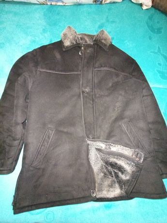 Куртка зимняя мужская теплая