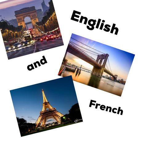 Репетитор английского и французкого языков