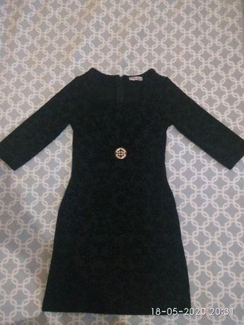маленькое черное платье коктейльное