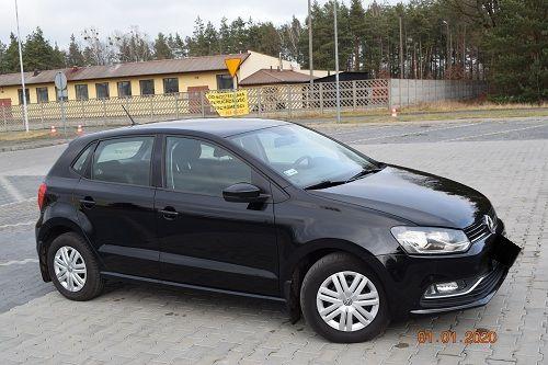 Volkswagen Polo 2017r. Salon Polska