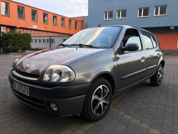 Renault Clio RXE 1,2b, 2001r, klimatyzacja, elektryka, zadbany.