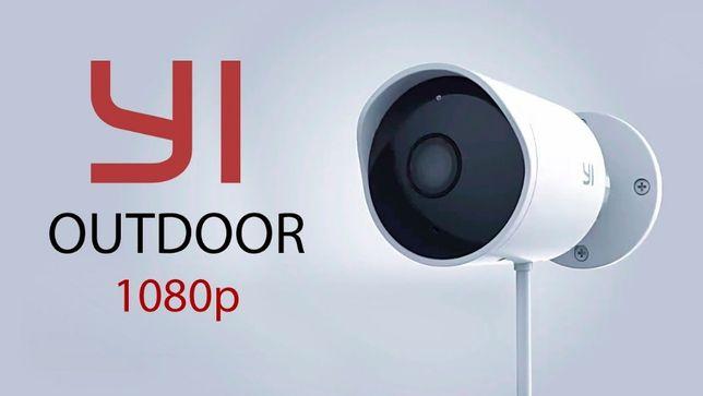 IP камера уличная Xiaomi YI Outdoor Сamera 1080P Глобальная версия