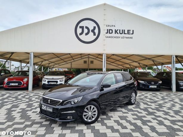 Peugeot 308 ALLURE, Salon Polska, serwis ASO, Gwarancja,130KM,Navi,2018