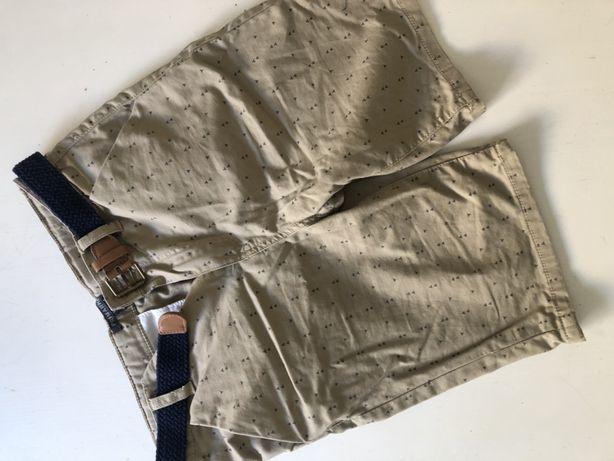 Nowe spodnie 3/4 mlodziezowe primark na wiek 12/13