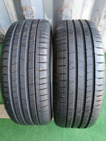 Opony 225 /40/20 Pirelli P Zero jak nowe.