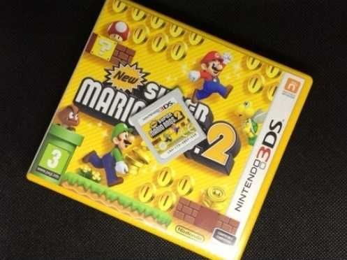 New Super Mario Brothers 2