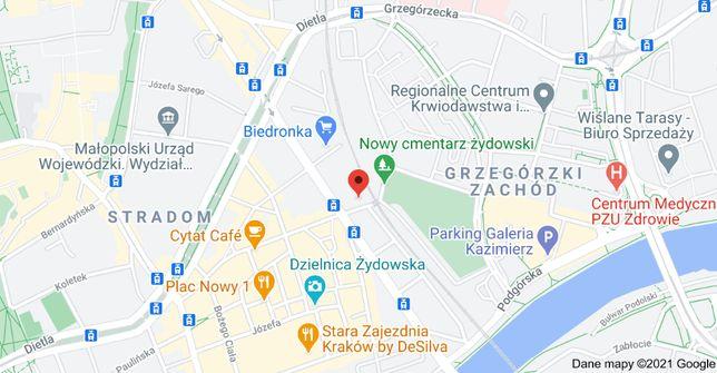 Duża hala do wynajęcia w centrum Krakowa
