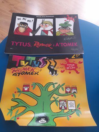 Tytus Romek i Atomek  - 26 ksiag