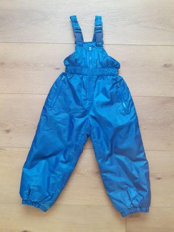 Spodnie zimowe narciarskie 92/98