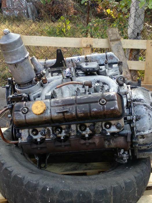 Двигател ГАЗ 53. Черкассы - изображение 1