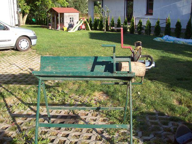 Pilarka do drewna + zapasowy silnik