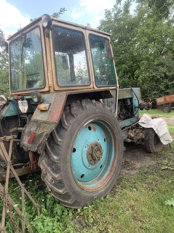 Трактор, ЮМЗ 6-КЛ