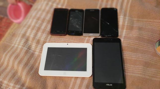 Телефон, планшети