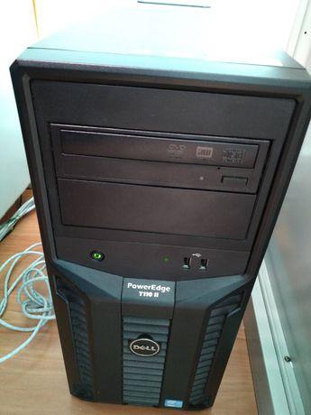 Servidor Dell PowerEdge T110 II Intel E3-1220V2-3.1GHz Turbo 3.5GH/8GB