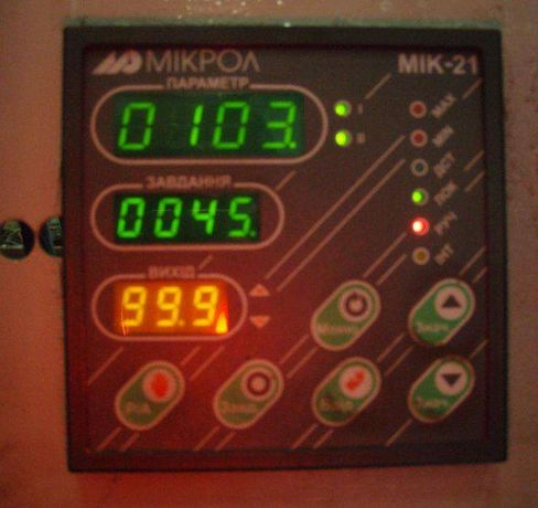 Регулятор МИК-21