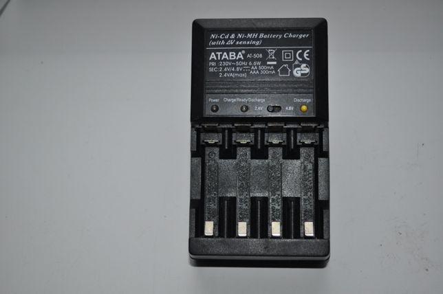 Зарядное ATABA AT-508