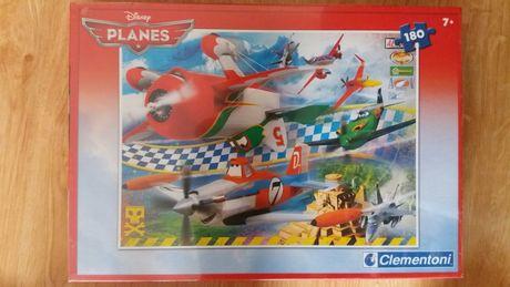 Puzzle Clementoni Disney Nowe 7+ Samoloty 160 elem