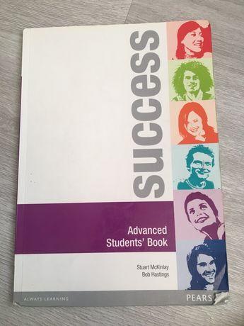 Success Advanced Students' Book - książka do angielskiego