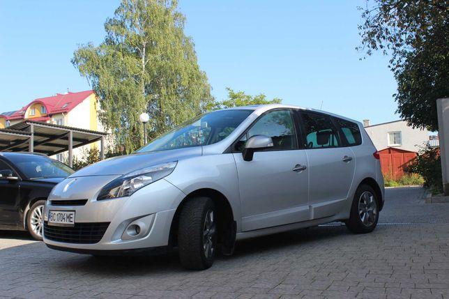 Renault Megane Grand Scenic III 1.6 dci