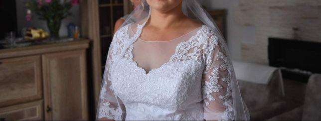 Suknia ślubna, ksymena