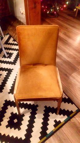 Promocja !Unikatowe dwa krzesła  z czasów PRL-U