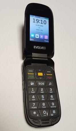 Pancerny telefon EVOLVEO StrongPhone F5 IP68