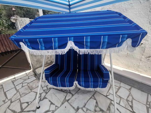 Cadeira Baloiço de jardim