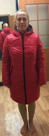Куртка для беременных со вставкой