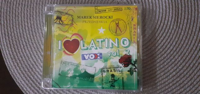 Marek Sierocki  I Love Latino vol.2