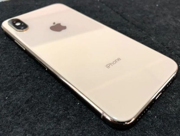 IPhone XS Gold 64GB (JAK NOWY)