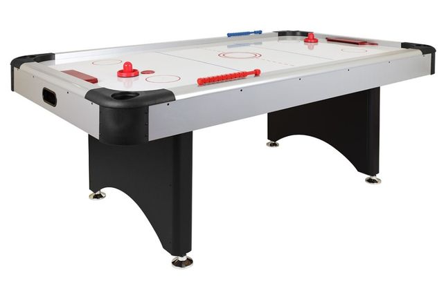 Stół cymbergay, Air hockey wielki